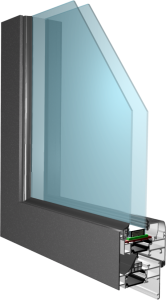 finestre in alluminio fortinfissi