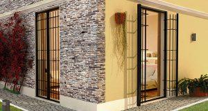 aumentare il livello di sicurezza della casa con inferriate blindate